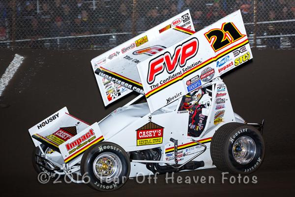 Brian Brown – Seventh Place at Tulare Sets up Stockton!