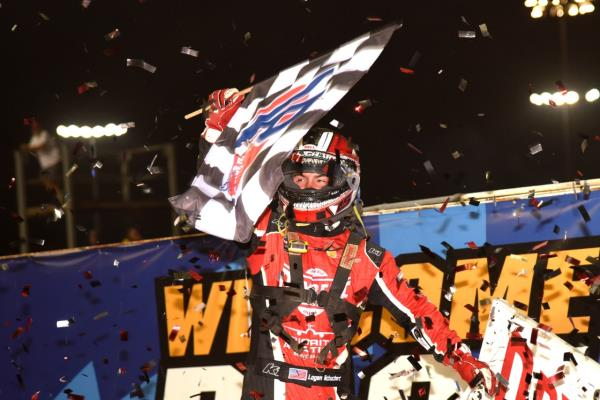 "Redemption for Logan Schuchart on ""Hard Knox"" Night at Knoxville!"