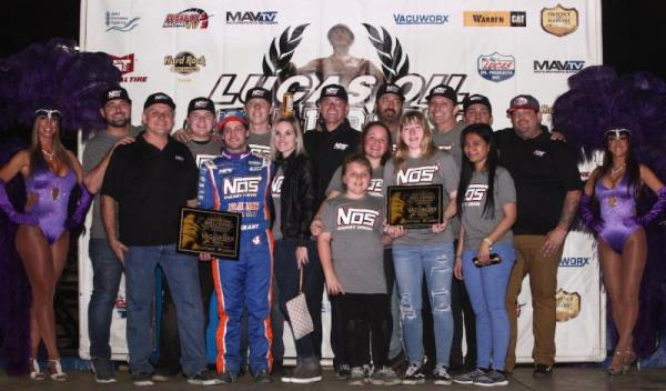 Justin Grant Unstoppable in Third Consecutive Vacuworx Qualifying Night Win