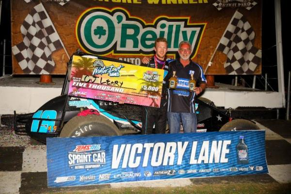 CJ Leary Logs First Win for New Team in Winter Dirt Games X Finale