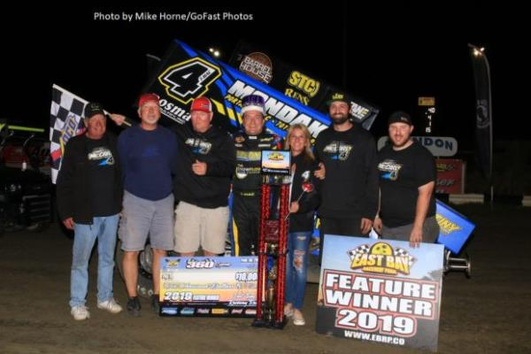 "Terry McCarl Becomes First Back-to-Back ""King of the 360"