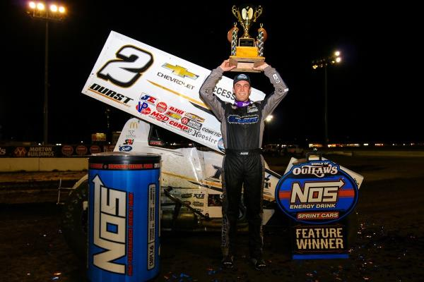 Rookie Reigns - California Rookie Carson Macedo Conquers Mini Gold Cup with Veteran Moves