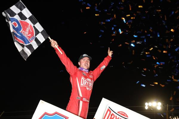 """Cowboy Up"" - Logan Schuchart Bucks Wild Stockton to Become Sixth Different Winner in Seven Races"