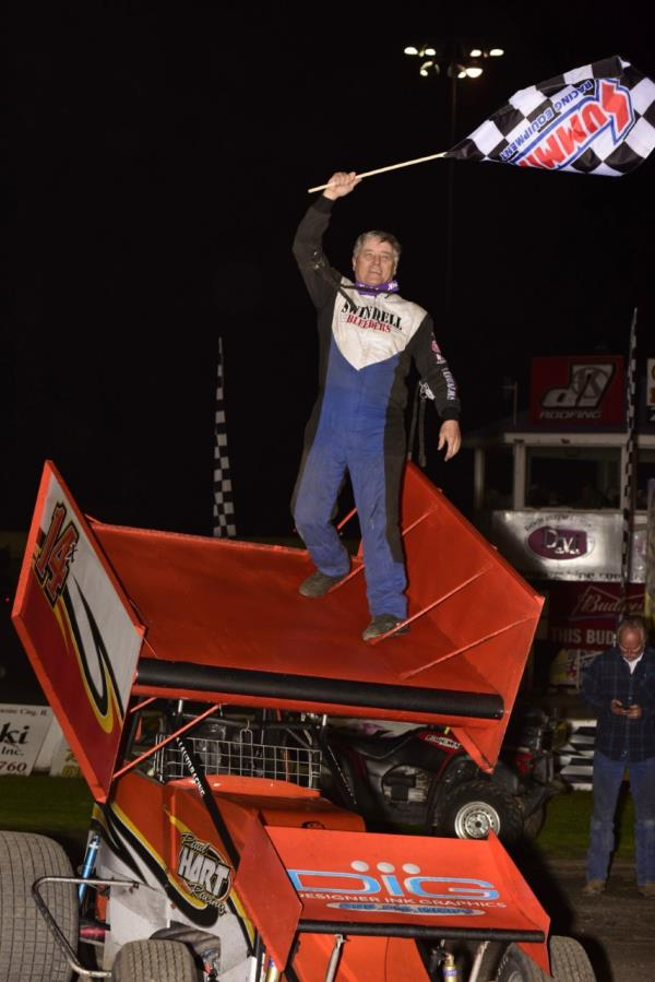 Short/Nienhiser/Swindell Win with Midwest Thunder Sprints Presented by OpenWheel101.com!
