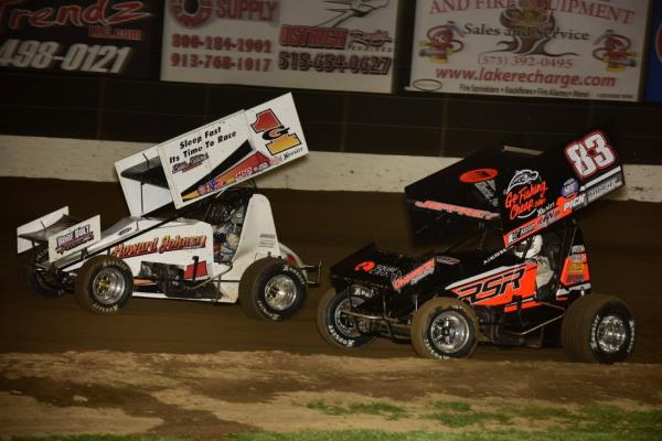 Knoxville Next for Midwest Thunder Sprints Presented by OpenWheel101.com!