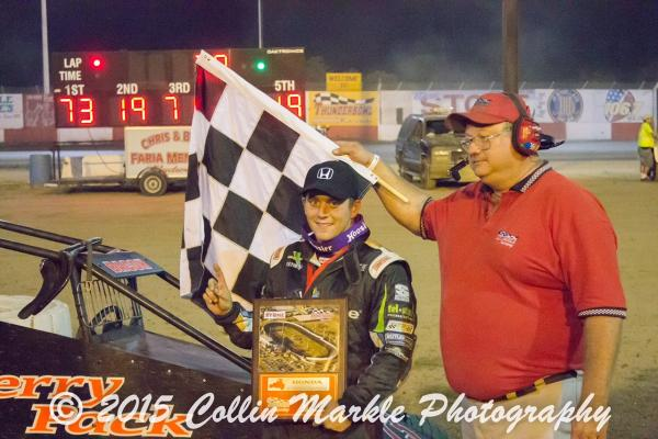 Brady Bacon – Seventh Win of the Year Comes at Tulare!