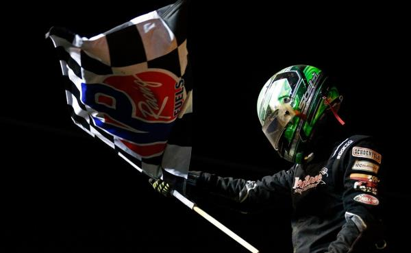 Gio Scelzi Impresses with Stunning Win on First Night of United Rentals Patriot Nationals in Charlotte