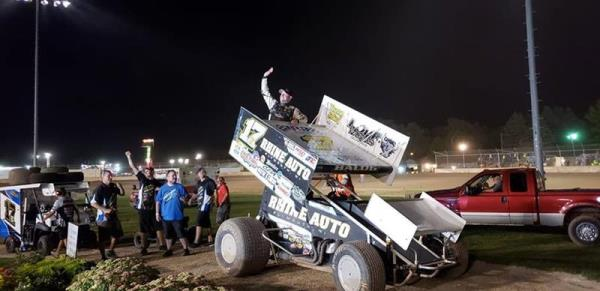 Nienhiser/Balog Midwest Thunder Sprints Presented by OpenWheel101.com Winners!
