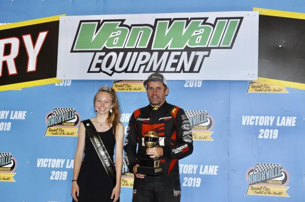 Kerry Madsen Wins the Beef; Brian Brown Cashes in $5,000 at Knoxville!