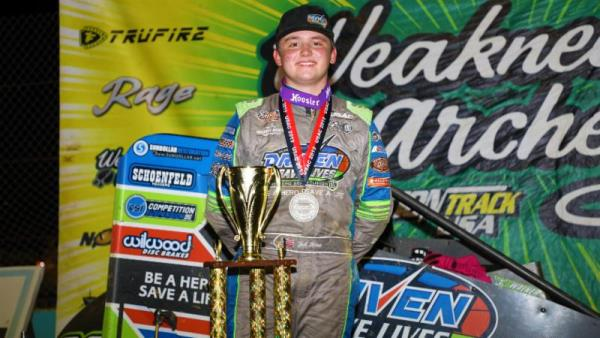 Zeb Wise Outduels Larson Down to the Wire at Kutztown