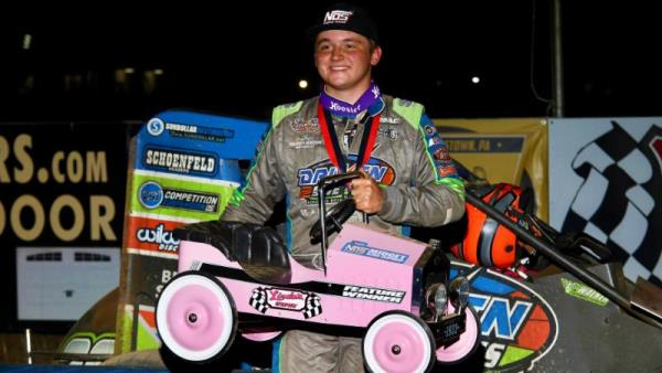 Zeb Wise Makes All the Right Moves at Linda
