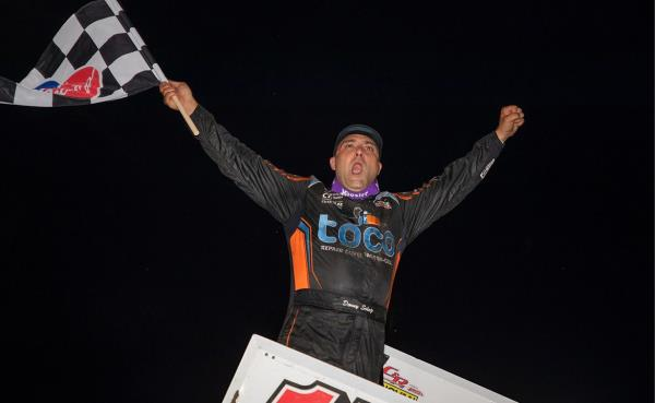 Back to Business: Donny Schatz Claims Championship Advantage with River Cities Victory