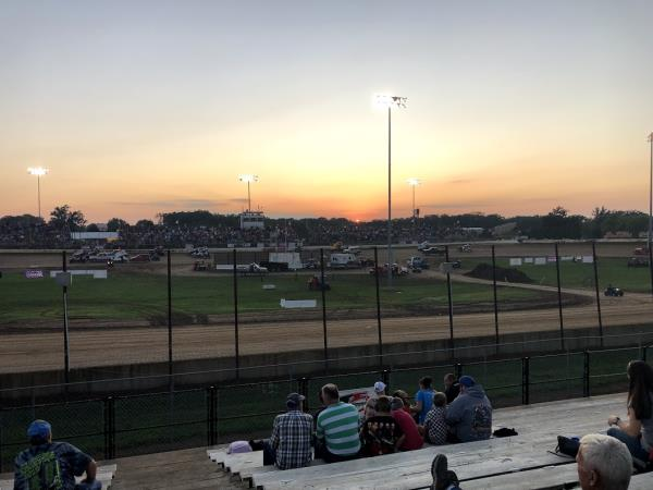 Lake Ozark Speedway 360 Nationals Finale + POWRi Midgets Results and Stories