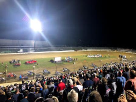 The Dirt Track at Indianapolis Motor Speedway (Video from FloRacing.com)