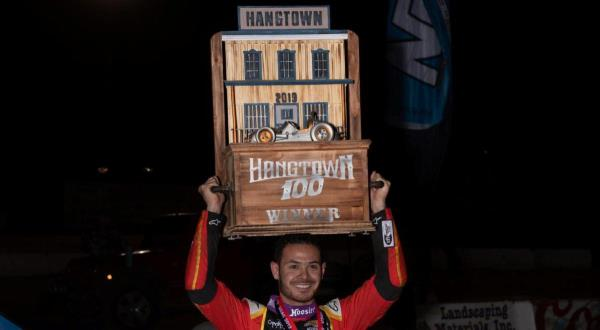 Kyle Larson Loots $32,000 Payday at Hangtown 100