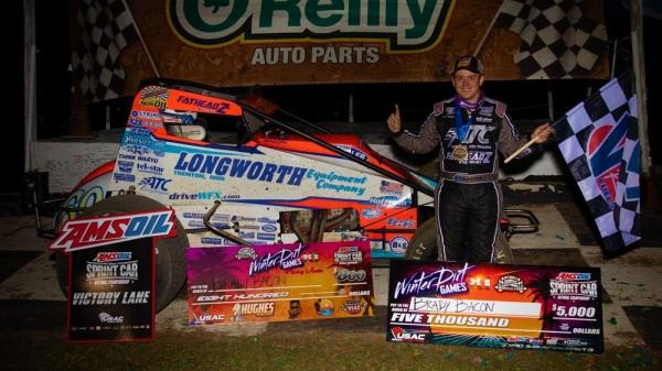 Brady Bacon Doubles Up with Second Straight Ocala Score