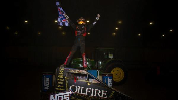Tanner Thorson Thrills with 15th to 1st Charge at Shamrock Classic