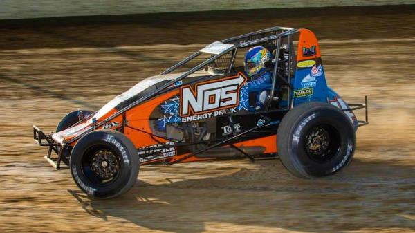 Deja Vu: Justin Grant Completes Weekend Sweep with I-55 Win