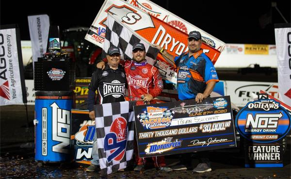 Jackson Blockbuster: Logan Schuchart Claims First AGCO Jackson Nationals Title
