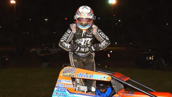 Brady Bacon Magnificent in Sprintacular Triumph at LPS