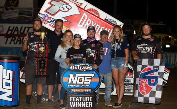 Dusk Till Dawn: Logan Schuchart Wins Eventful Wabash Clash