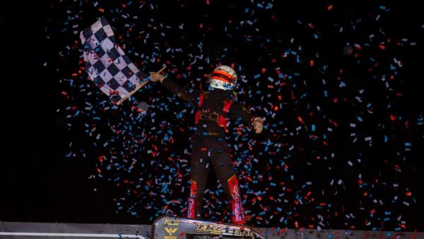 Tanner Thorson Thunders to Tuesday Night Triumph at Red Dirt