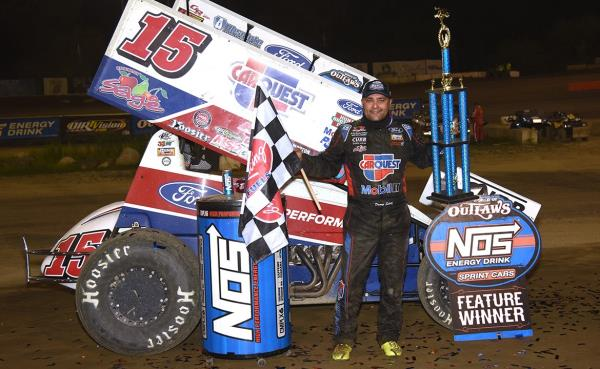The Way Back: Donny Schatz Returns to Victory Lane at Plymouth Speedway