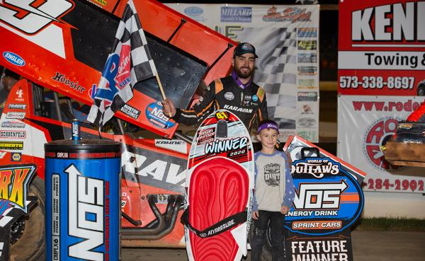 McClassic: James McFadden Leads Triumphant Night for Kasey Kahne Racing at Lake Ozark