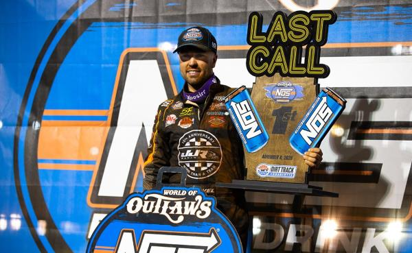 Call It: David Gravel Scores Third Consecutive Charlotte Win; Brad Sweet Secures Second Title
