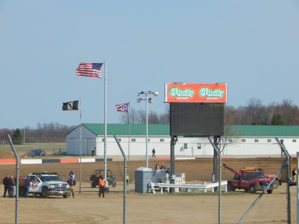 Fan Notes from Attica Raceway Park All Stars