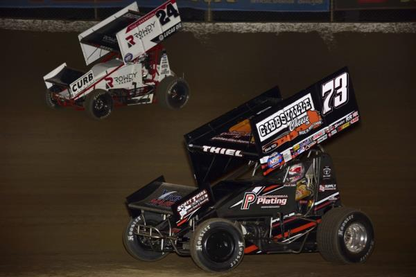 410 Iowa/Illinois Tripleheader This Weekend for Midwest Thunder Sprints presented by OpenWheel101.com!