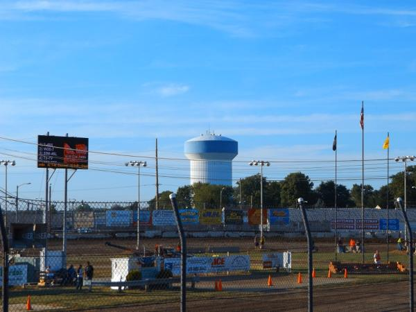 Fan Notes from the World of Outlaws race at Fremont, Ohio