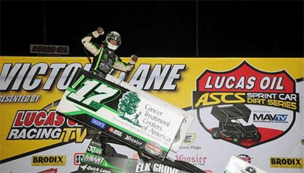 MWR/Bryan Clauson - Back in the Wing of Things!