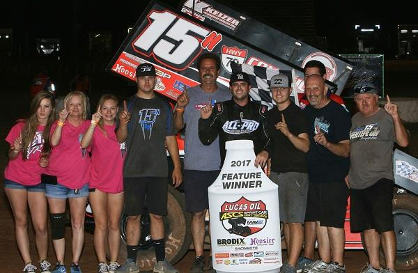 Sam Hafertepe Jr. - Skagit Bound After Two Speedweek Wins!