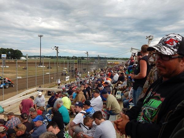Fan Notes from Wayne County All Stars Ohio Speedweek!