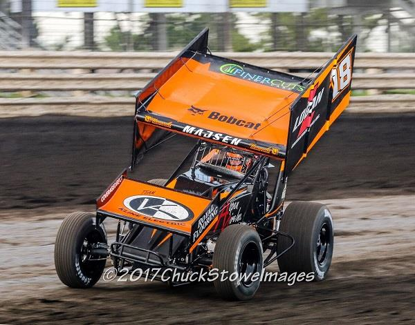Ian Madsen has a series high five wins this season (Chuck Stowe Images)
