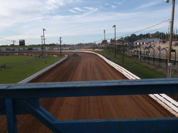 Williams Grove Open Results and Stories