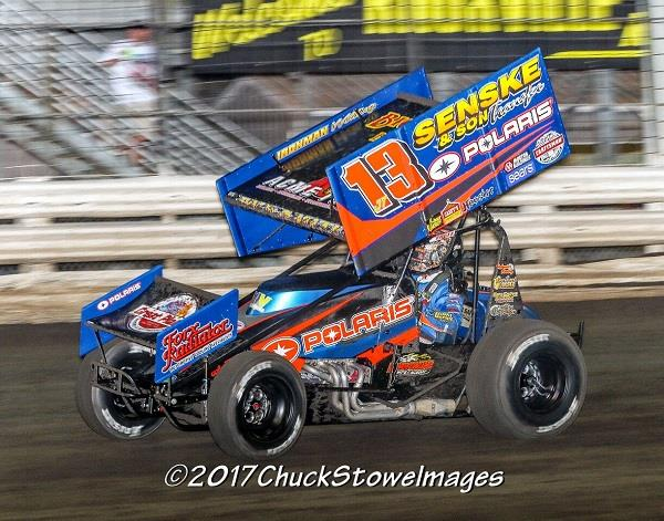 Mark Dobmeier - Strong Knoxville Nationals Precedes River Cities Outlaws!