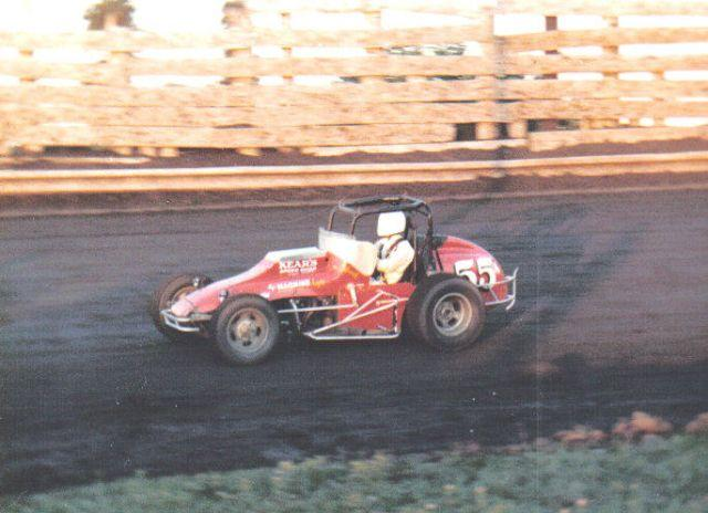 Bubby jones sprint car