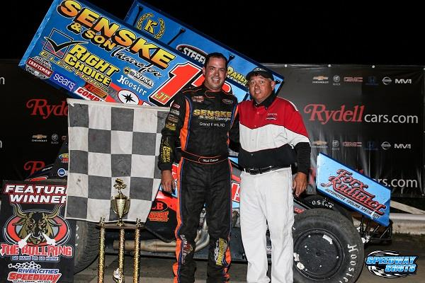 Mark Dobmeier - Win #129 at River Cities/Going for the Title at Jackson!
