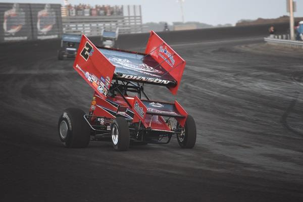 Wayne finished second with the 410 and fourth with the 360 in Jackson (Jeff Bylsma Photo)