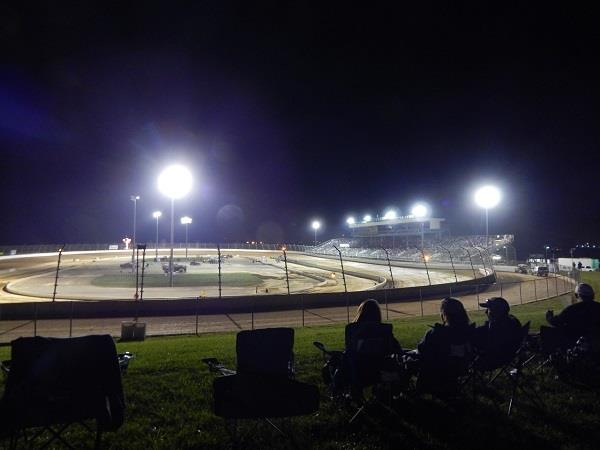 Fan Notes from Mansfield Speedway All Stars
