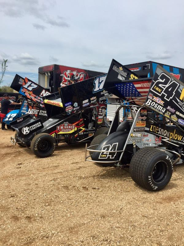 Tuesdays with TMAC - Another Top Five at Knoxville