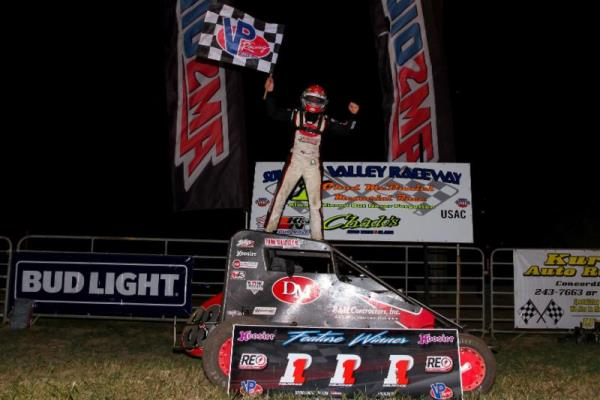 "KTJ Scores Second Career ""Chad McDaniel Memorial"" at Solomon Valley"